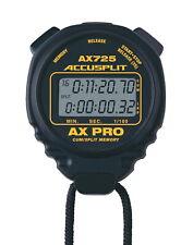 Accusplit AX725 Series Stopwatch, Black