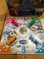 DISNEY FROZEN MINI POP UP FRUSTRATION TYPE POPPING DICE FAMILY KIDS BOARD GAME
