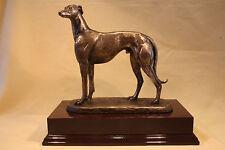 Gus  Greyhound Trophy -  Bronze - Harriet Glen