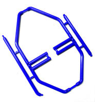 HY00165B1 RC 1/10 Scale Car Navy Blue Interior Roll Cage Posts Plastic