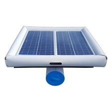 Floating Solar 10000 Gallon Pool or Spa 60-watt Pump and Filter System