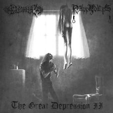 Happy DAYS/Kanashimi-The Great depressione II split CD, lama di sangue, Shining