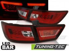 Faro Fanale Tuning RENAULT CLIO IV 13- HATCHBACK LED BAR Rosso/Bianco