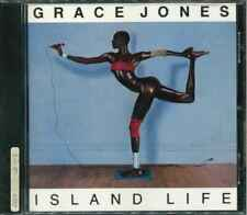 "GRACE JONES ""Island Life"" CD-Album"