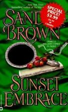 Sunset Embrace by Sandra Brown (1997, Paperback, Reprint)