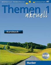 Themen Aktuell: 1: Kursbuch (Text Book + CD Rom) by Aufderstrasse | Paperback Bo