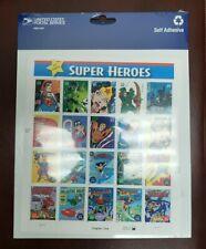 2006 DC COMICS Super Heroes Stamps # 4084 MNH SHEET,SET OF 20 SUPERB