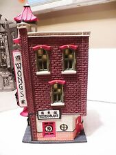 """Department 56 Christmas In The City """"Wong's In Chinatown"""""""