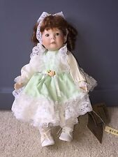 "Seymour Mann 1992 Signature Series Collection 12"" Porcelain Doll ""BECKY"""