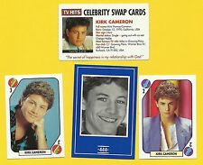 Kirk Cameron Growing Pains  TV Series Fab Card Collection  Left Behind film
