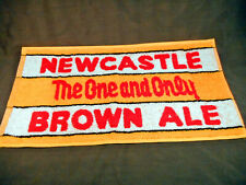 Newcastle Brown Ale Towel Unused