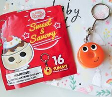 Kidrobot YUMMY WORLD Sweet And Savory LOUIE LifeSaver Blind Bag Keychain/Keyring