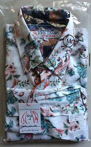 English Laundry - John Lennon - PIEL Long Sleeve Shirt - Size M
