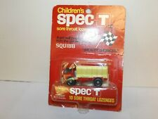 MATCHBOX REG.WHEEL NO.70B FORD GRIT SPREADER TRUCK MI SPEC-T BLISTER PACK