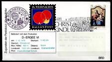 Christkindl. Ballon-Post. SoSt-Brief. Österreich 1978