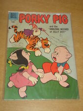 PORKY PIG #53 VG- (3.5) DELL COMICS AUGUST 1957
