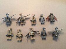 LEGO Star Wars Genosian Minifig lot of 10 minifigures lot N368