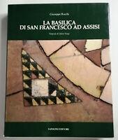 La Basilica di San Francesco Ad Assisi di Rocchi Libro in Come Nuovo N