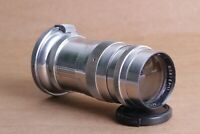 Jupiter 11 Lens (Sonnar) F/4-135MM Contax Kiev RF Mount USSR Russian