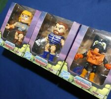 Loyal Subjects Masters Universe MOTU lot new MIP He-Man Fisto Stinkor Lot NR!
