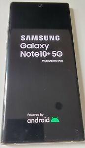 Samsung Galaxy Note10+ 5G SM-N976B - 256GB - Aura Glow (Unlocked) Pristine