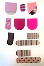 Jamberry Pink & Prints Partials Single Pieces Read Description Some Retired