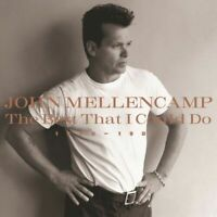 John Mellencamp - The Best That I Could Do 1978-1988 [New Vinyl]