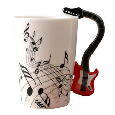 Novelty Music Coffee Mugs Cup Unique Design Tea Coffee Milk Ceramic Mug