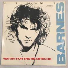 "Jimmy Barnes - Waitin' For The Heartache 12"" 45 Vinyl Single (Promo) (Excellent)"