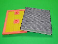 Aktivkohle Pollenfilter + Luftfilter Seat Leon (5F) 1.2 TSI (63-81kW)