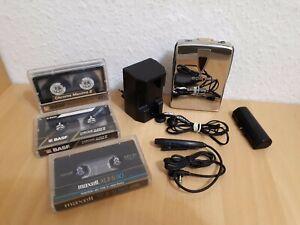 Sony Walkman WM-EX2HG Cassette-Player, LÄUFT einwandfrei