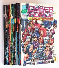 CYBERFORCE n. 1-13 + SPECIALE TOP COW Star Comics Image 1996 WITCHBLADE