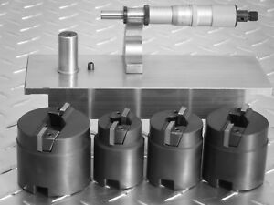 Peterson Seat & Guide Machine, Adjustable Valve Seat Counterbore Cutters USA