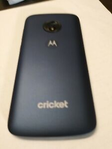 CRiCKET WiRELESS MOTOROLA MOTO E5 CRUiSE 16GB 4G LTE XT1921-2