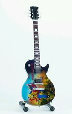 Gibson Les Paul Iron Maiden - Chitarra in miniatura - Mini Guitar -Mini Guitarra