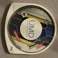 USED PSP World Soccer Winning Eleven 2013 JAPAN UMD ONLY