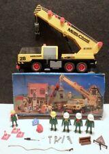 VINTAGE CLEAN 1988 IN BOX Playmobil 3527 - Mobile Crane