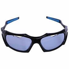 """Python Full Framed (Blue Lense/Black Frame) Racquetball Eye Protection Squash) """""""