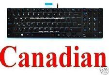 Toshiba Qosmio X870 X875 Keyboard - CA Backlit - v130426ck3 6037b0077724