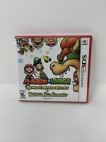 Mario & Luigi: Bowser's Inside Story + Bowser Jr.'s Journey (3DS, 2019)