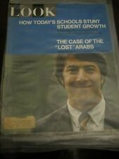 Look Magazine September 1968 Dustin Hoffman The Graduate
