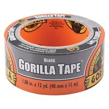 BLACK GORILLA® TAPE 11M X 48MM WEATHER-RESISTANT SHELL