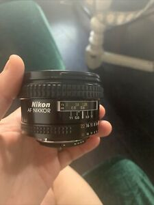 Nikon AF NIKKOR 20mm f/2.8 Works Perfect