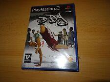 PS2 B-BOY PAL Reino Unido, Sony PRECINTO DE FÁBRICA
