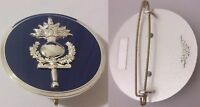 insigne de béret FGE GENDARME Force de gendarmerie européenne