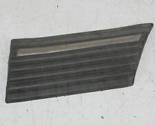 Opel Ascona C Zierleiste Kotflügel vorn rechts grau chrom Rammschutzleiste