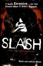 Slash by Anthony Bozza, Slash and Saul Hudson (2007, Hardcover)