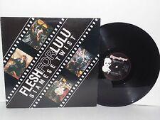 "FLESH FOR LULU Siamese Twist UK 12"" Vinyl 1987 Beggars Banquet BEG 184T New Wave"