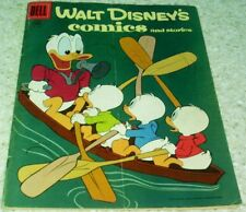 Walt Disney's Comics and Stories 213. FN- (5.5) Dodging Miss Daisy 50% off Guide