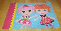 Lalaloopsy Standard Size Pillowcase Double Sided